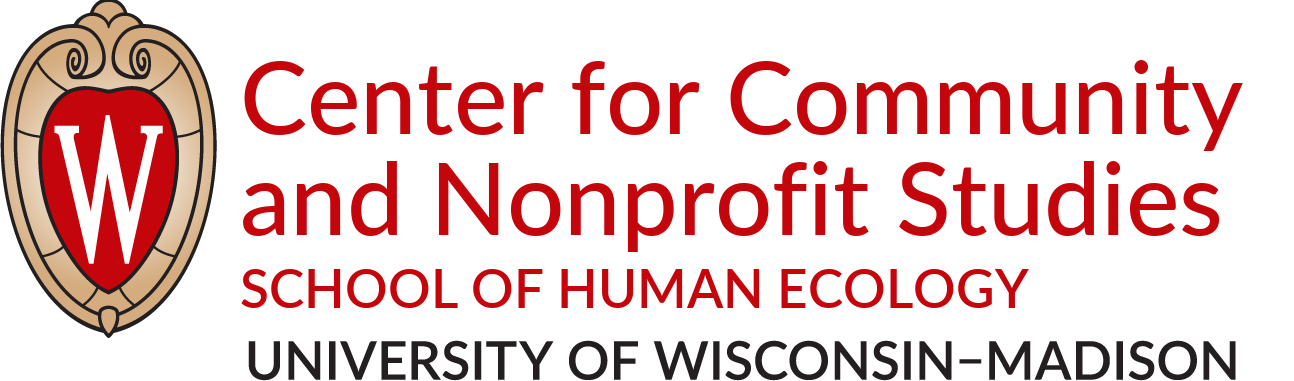University of Wisconsin-Madison Center for Community and Nonprofit Studies