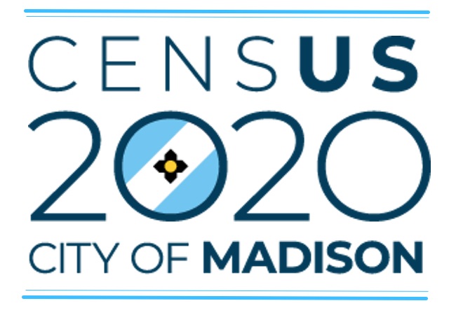 2020 Census, City of Madison