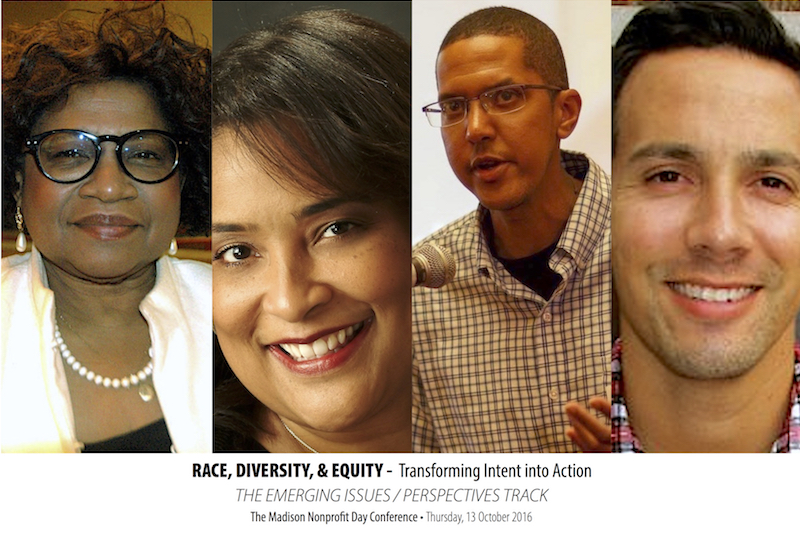 Race, Diversity, & Equity - Transforming Intent into Action