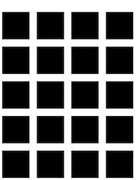 schedule as grid