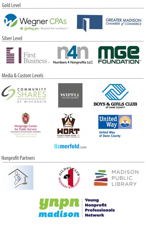 Sponsor Listing, Logos