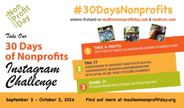 30 Days of Nonprofits