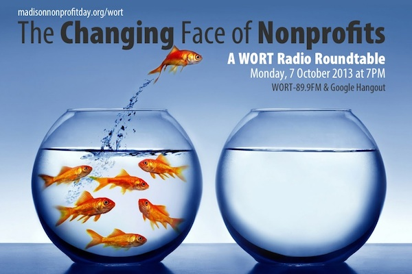 The Changing Face of Nonprofits: A Radio Roundtable